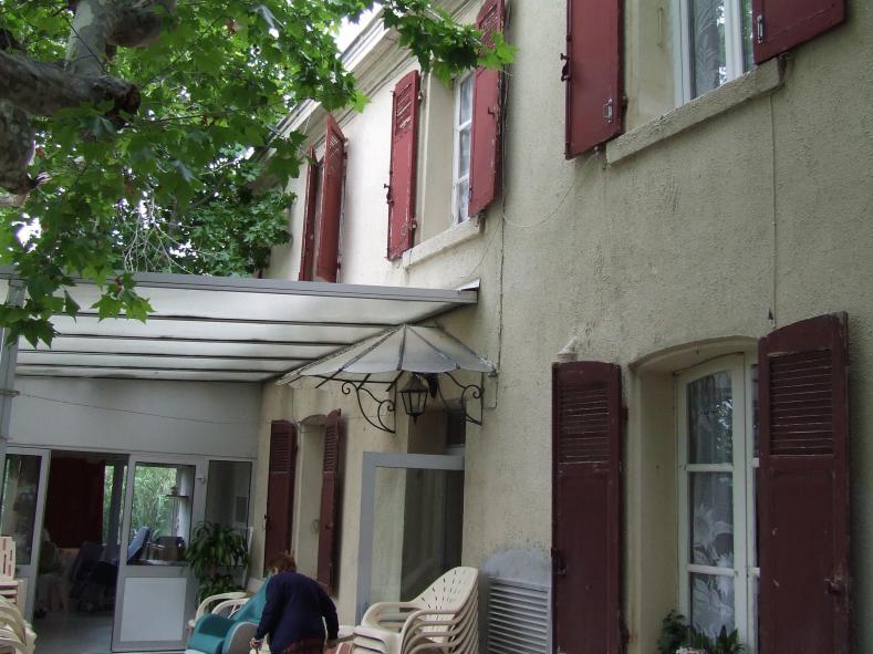 Ehpad Residence Retraite Les Blacassins Plan