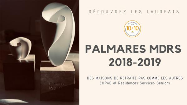 PALMARES MDRS 2020