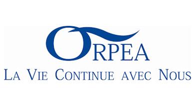 Logo partenaire ORPEA