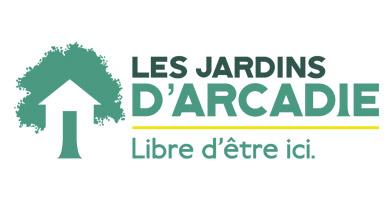 Logo partenaire LES JARDINS D'ARCADIE