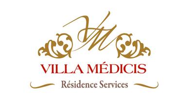 Logo partenaire VILLA MEDICIS